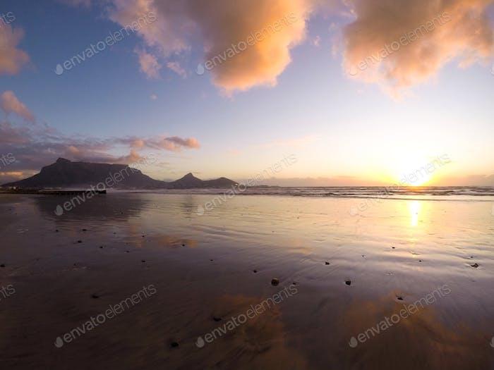 Lagoon Beach, Cape Town, SA