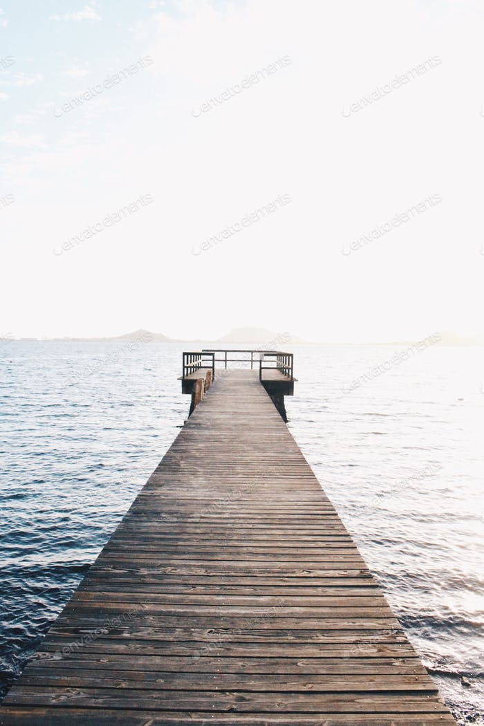 Heaven's pier