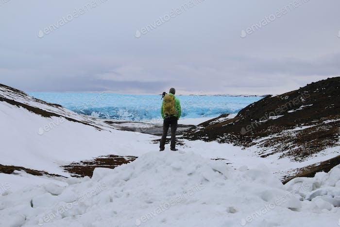 Ice Sheet. Kangerlussuaq - Greenland