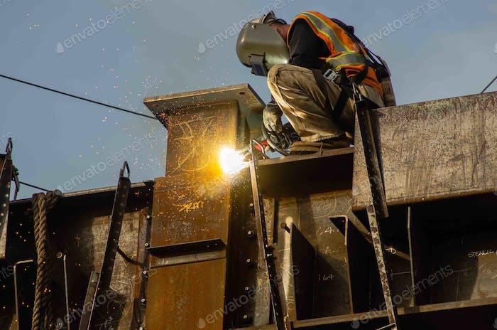 Eisen-Arbeiter