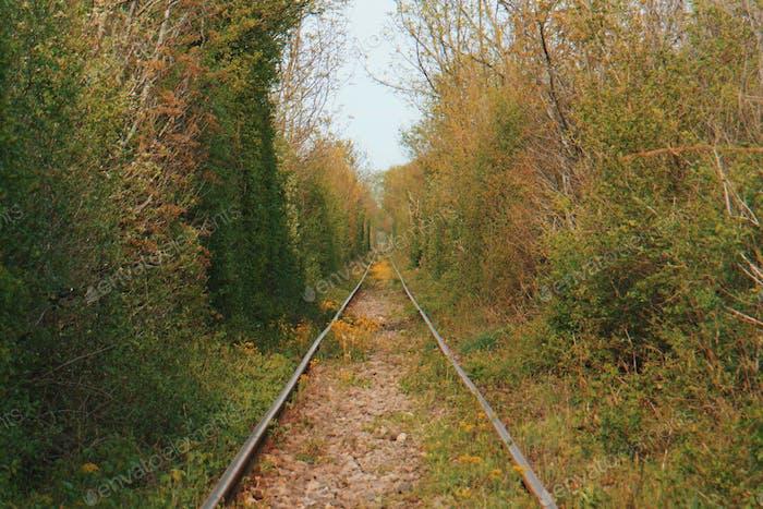 Romanian Love Tunnel ❤️...