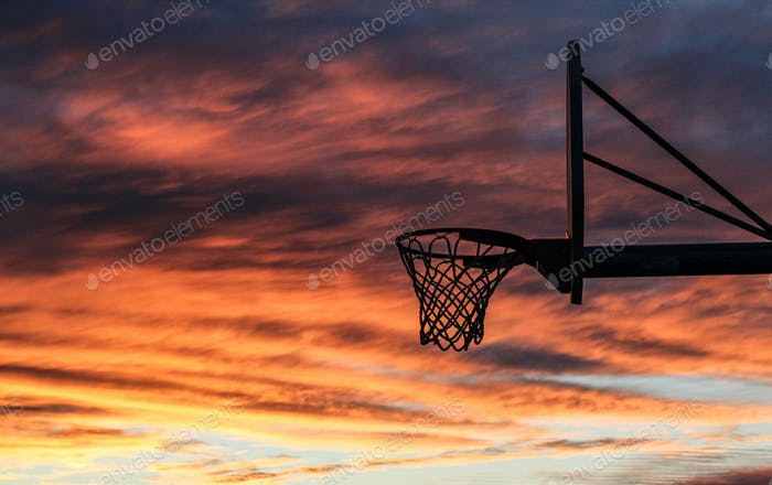 Sunset Hoops