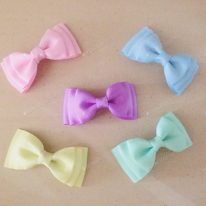 My diy bows