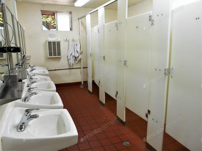 Public Restroom Facilities