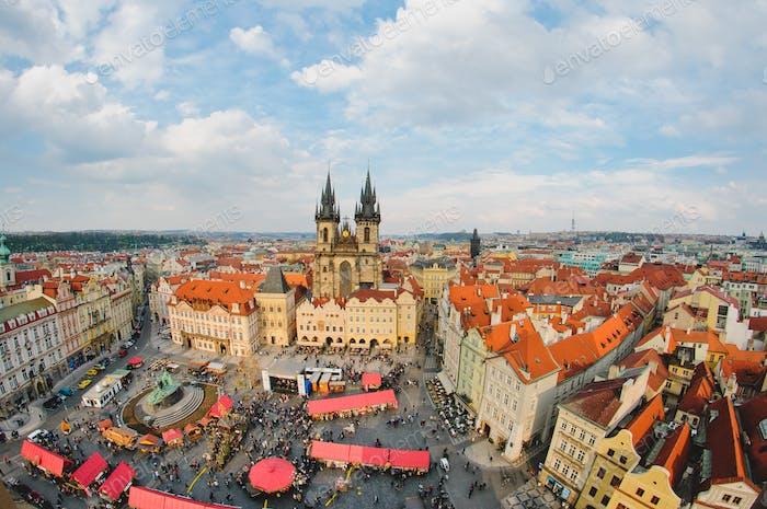 Prague city, beautiful Prague, Czech Republic, travel in Europe, tourism in Europe