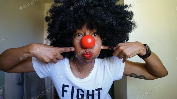 It's Red Nose Day!