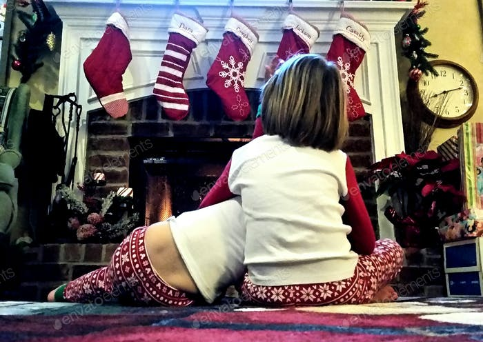 Getting tired waiting for Santa to show up...