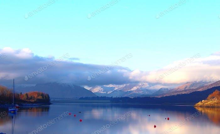 Atemberaubende Aussicht•Schottland
