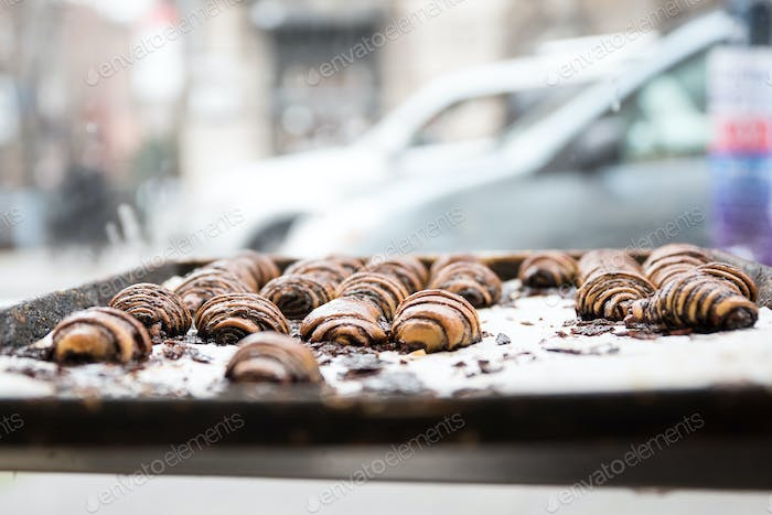 Kosher pastry called Rugelach. Same recipe for hundreds of years.