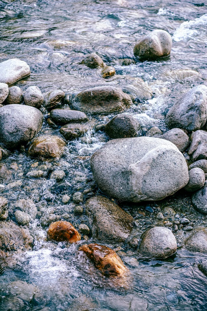 Fluss Manali
