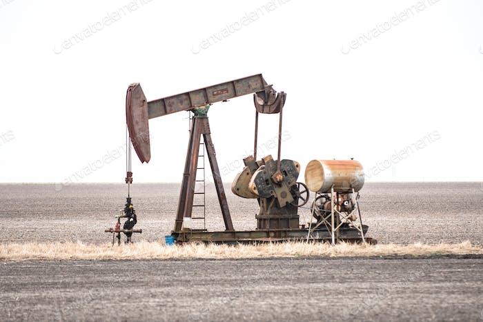 Equipo de perforación de petróleo