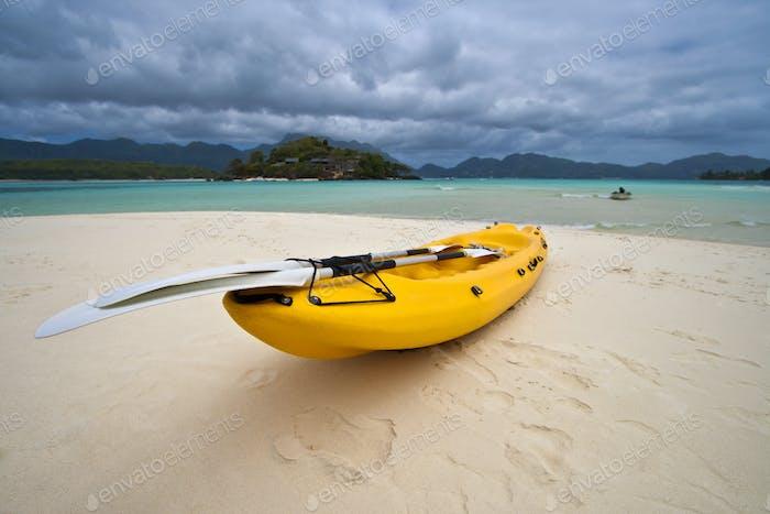 Water sports in Seychelles