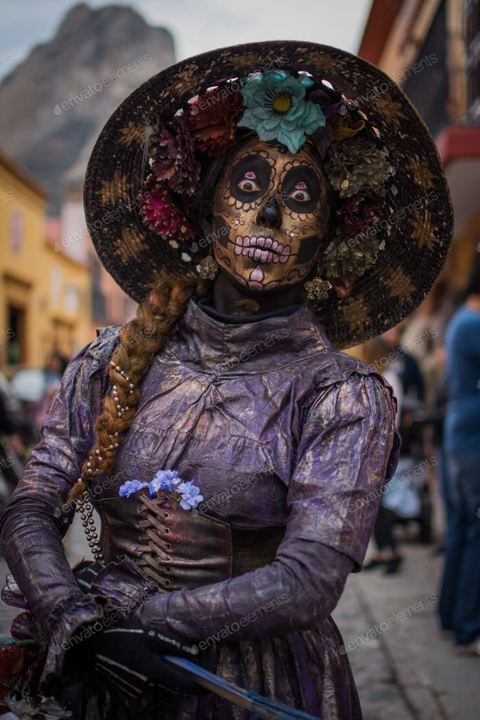 Day of dead!