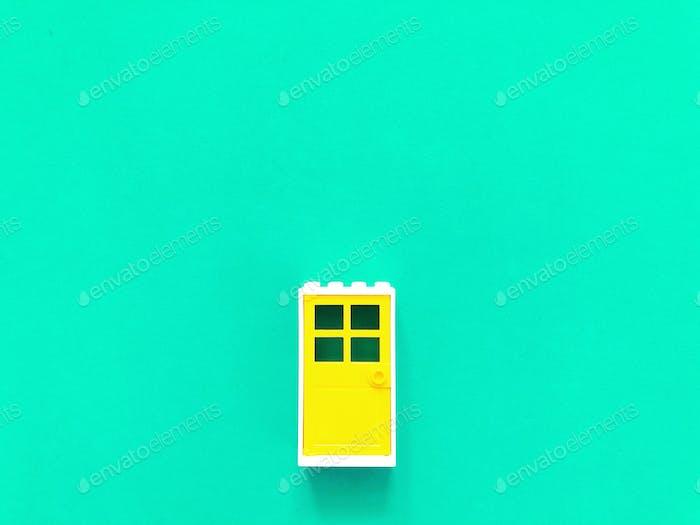 Lego door 🚪 Front door