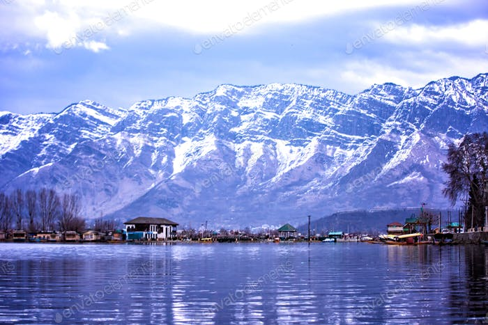 Snow mountains rank