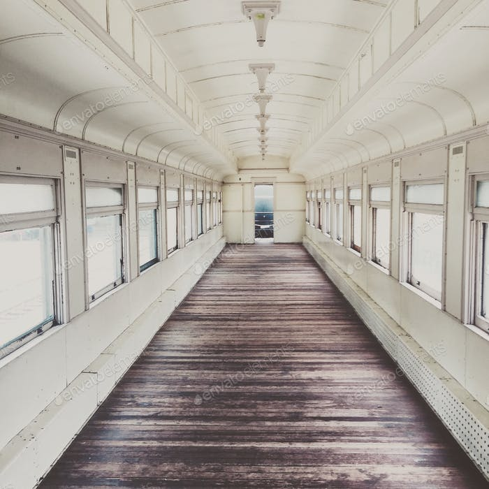 Historic train ride.