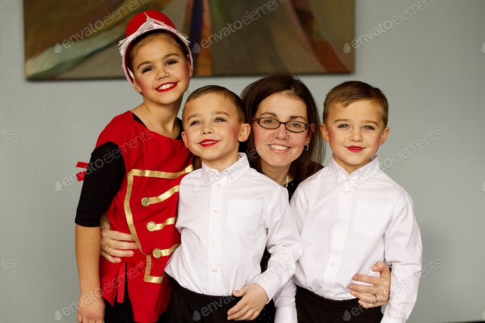 Theater Mom nutcracker