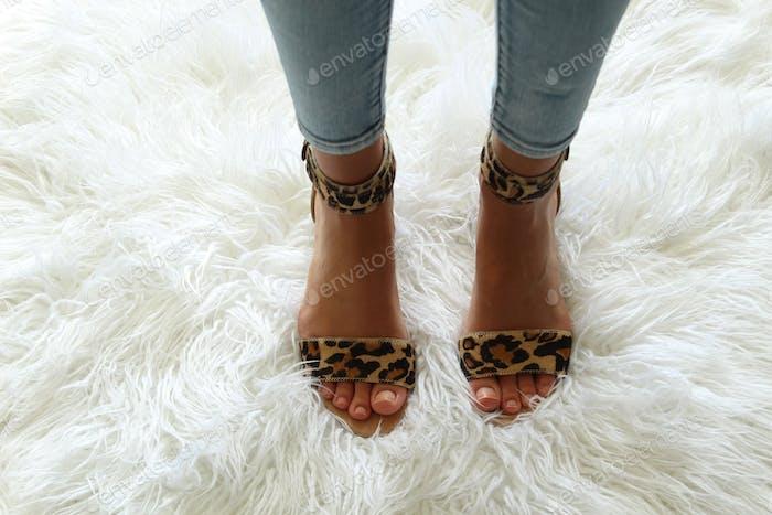Fancy Schuhe