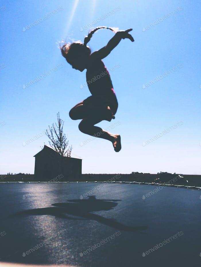 Sprung springen springen