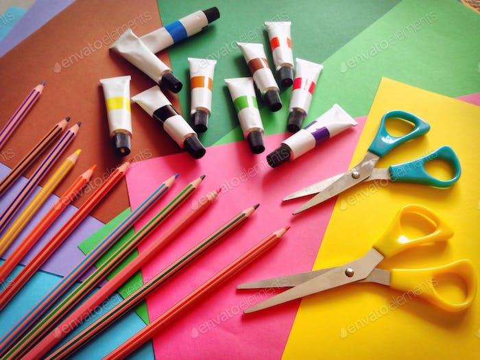 Kunst- und Handwerksbedarf