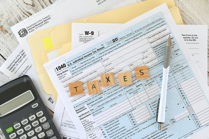 Time to file taxes, income tax forms, IRS filing deadline, paperwork, April 15th, owe, refund