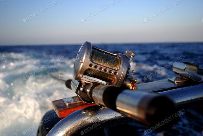 Game fishing Nominated*