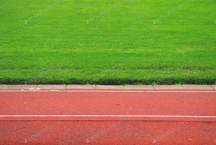 Background athletics