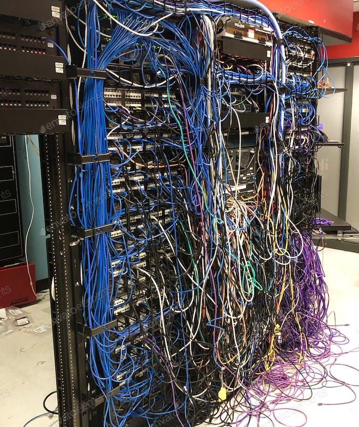 Desarreglo del centro de datos