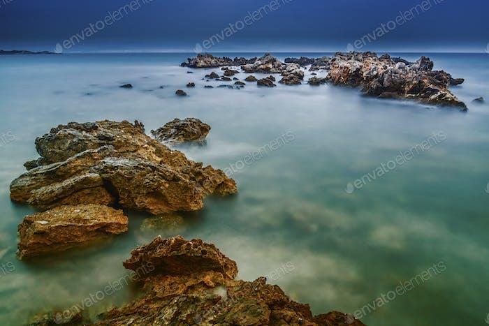 Reef in Sardinia