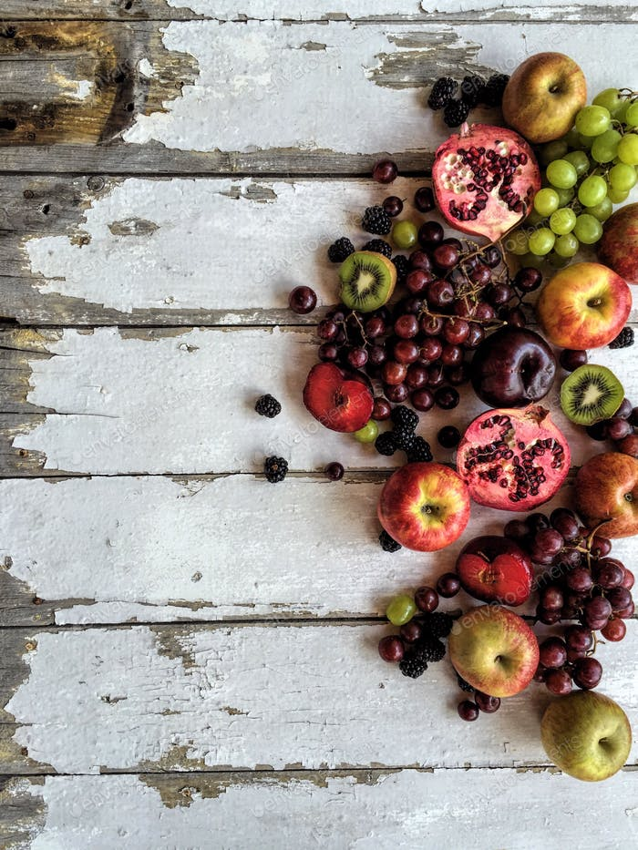 Moody fruit