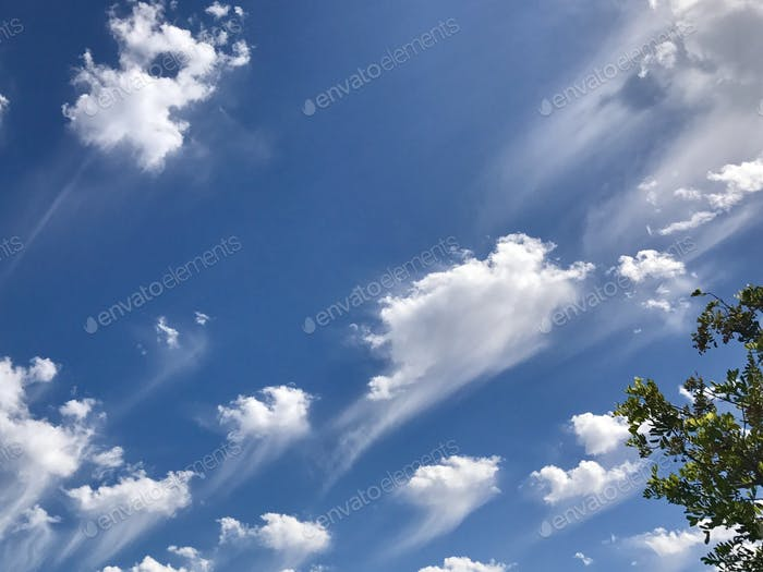 Whisking Clouds