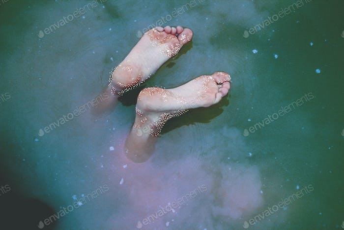 Sinking into dreams