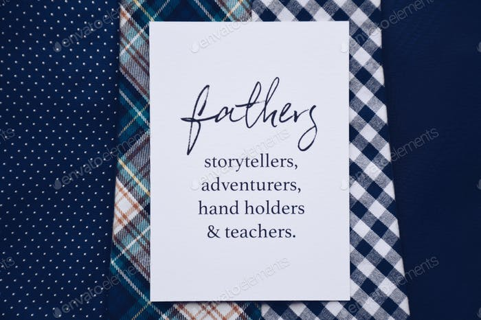 Fathers, storytellers, adventurers, hand holders & teachers. Happy Fathers Day  💲