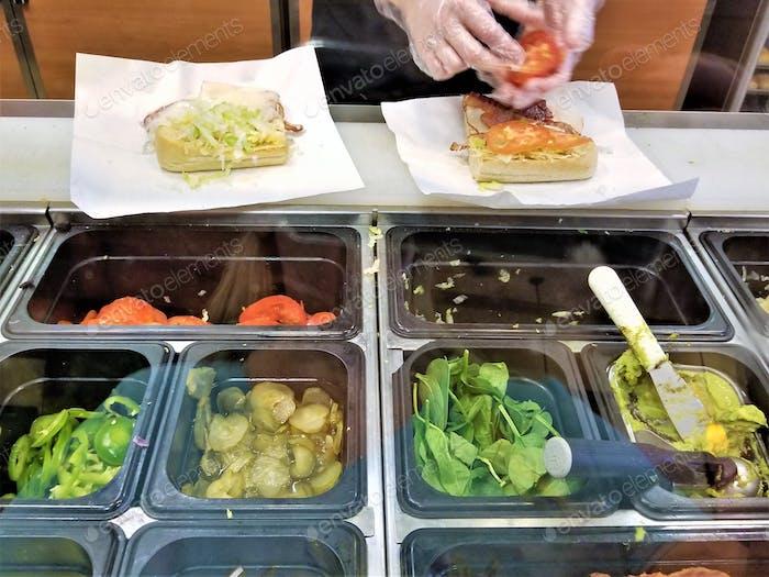 Nationaler Sandwich-Tag ist der 3. November
