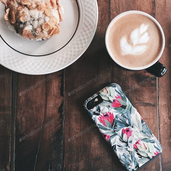 Coffee shop mornings