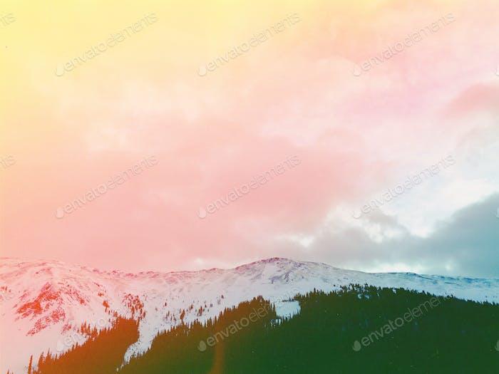 geht in die Berge nach Hause 😊