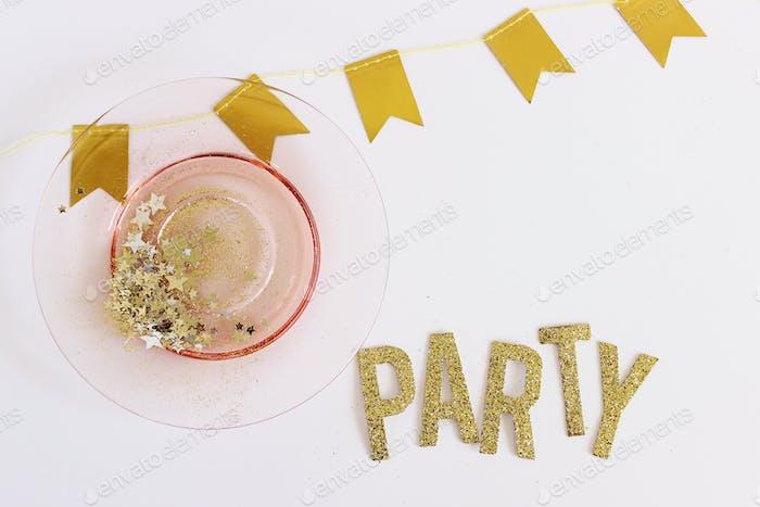 Party-Einladung