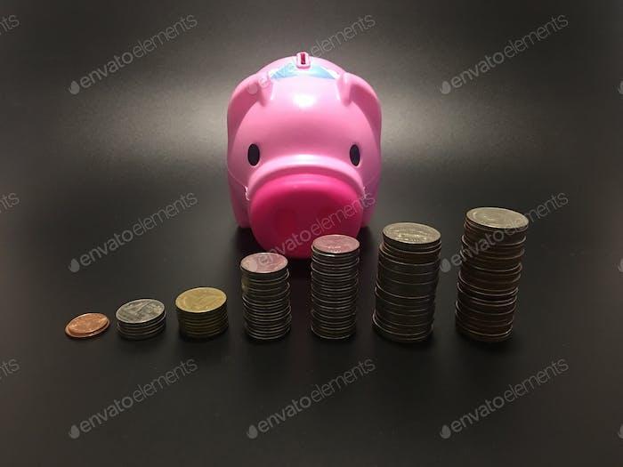 Piggies bank