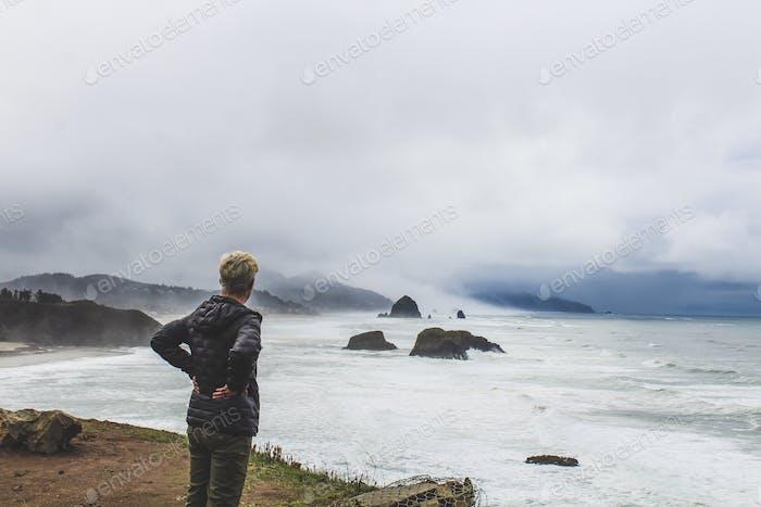 The Pacific Northwest Coast.