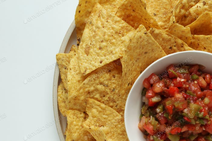 Chips und Salsa