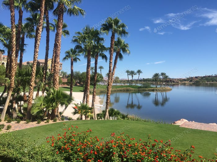 Reflection Bay at Lake Las Vegas