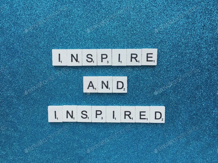 Inspire and inspired