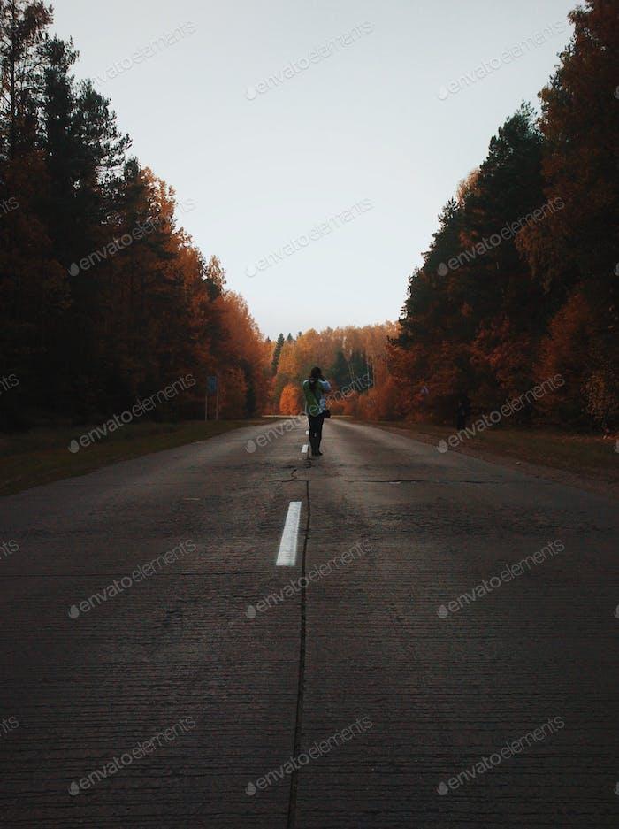 Autumn experience
