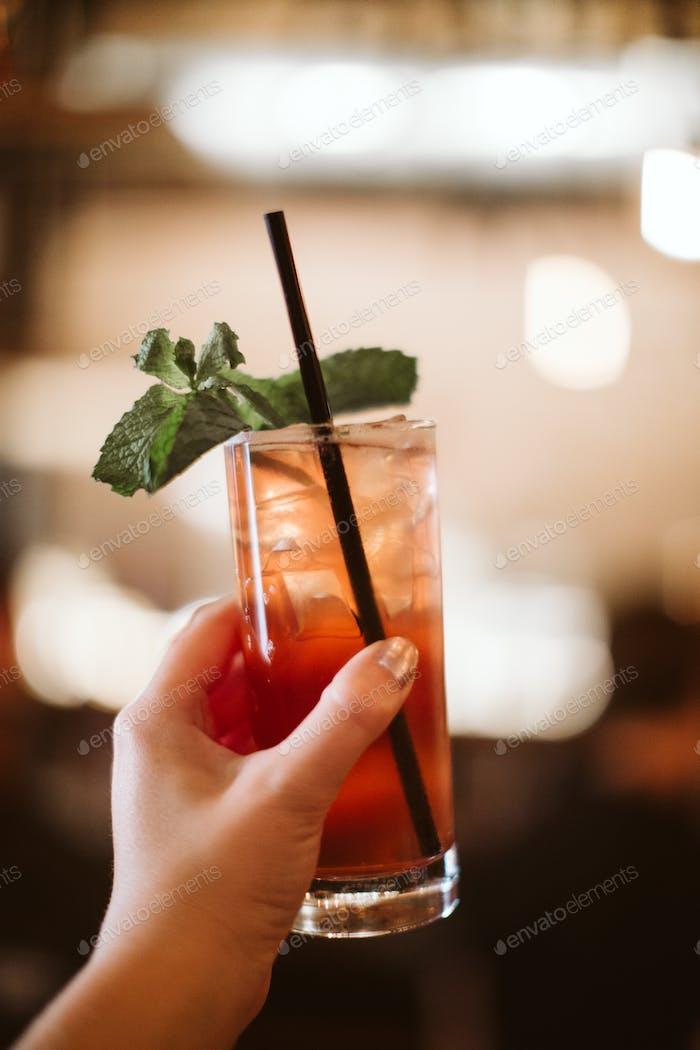 Fancy drinks