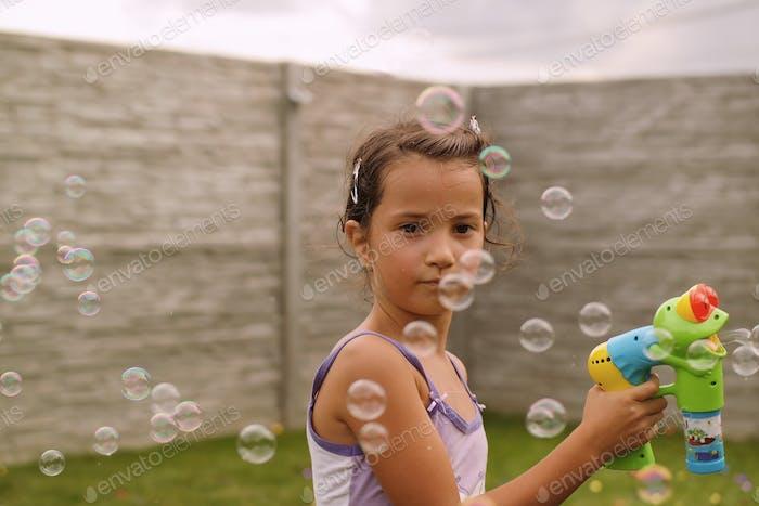 Dreamy bubbles...