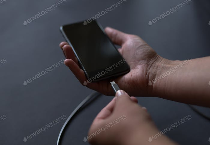charge phone