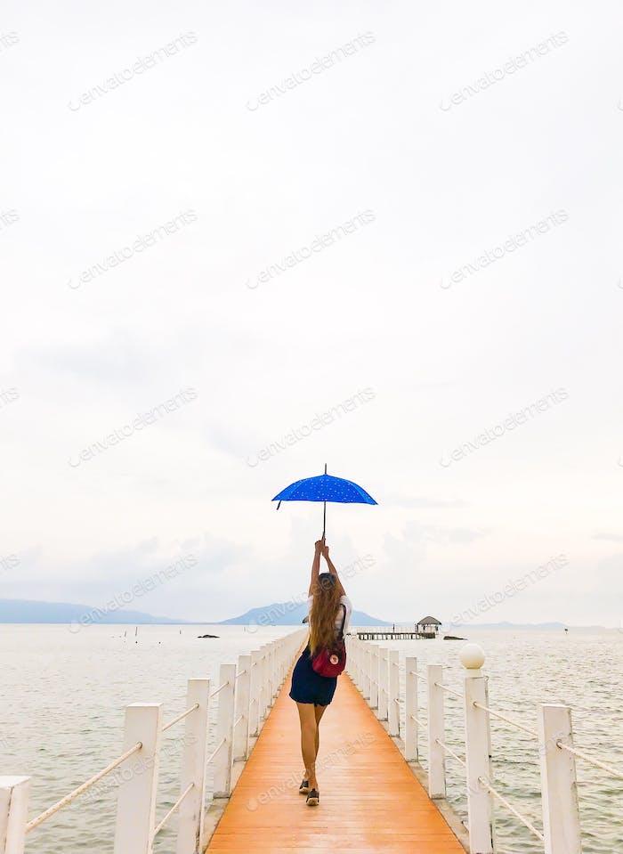 I've got an umbrella