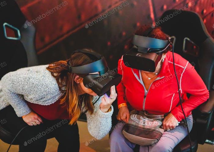 Virtuelle Technologie