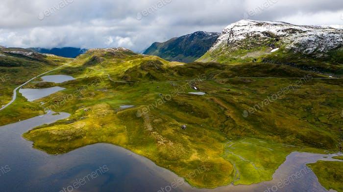 Arktis-Norwegen