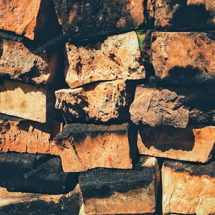 The Bricks Wall